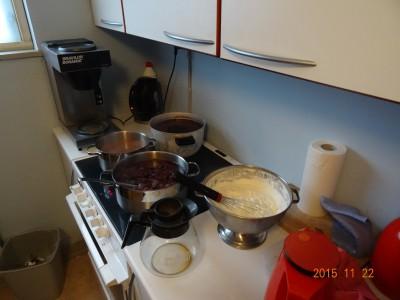 Kik i køkkenet