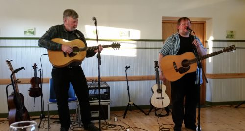Anders Mikkelsen & Anders Roland