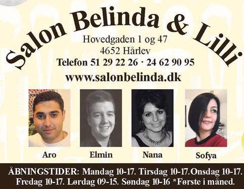 Belinda og Lilli