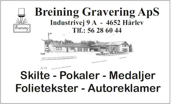 Breinings Gravering